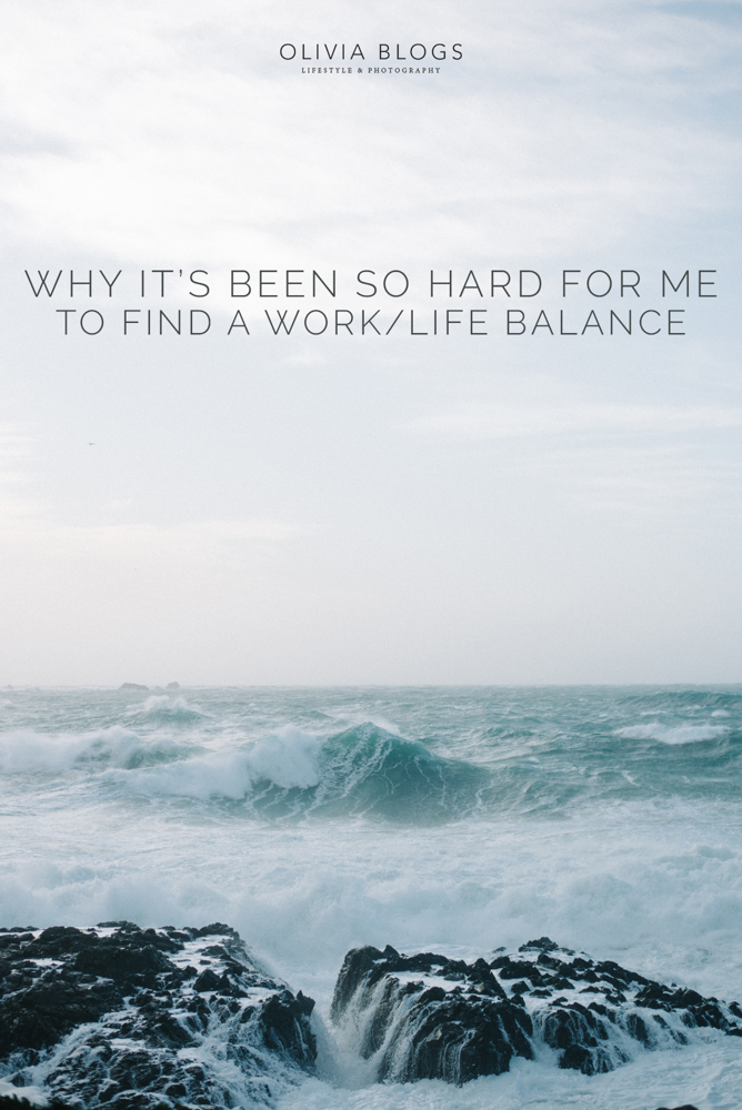 Why It's Been So Hard For Me To Find A Work/Life Balance