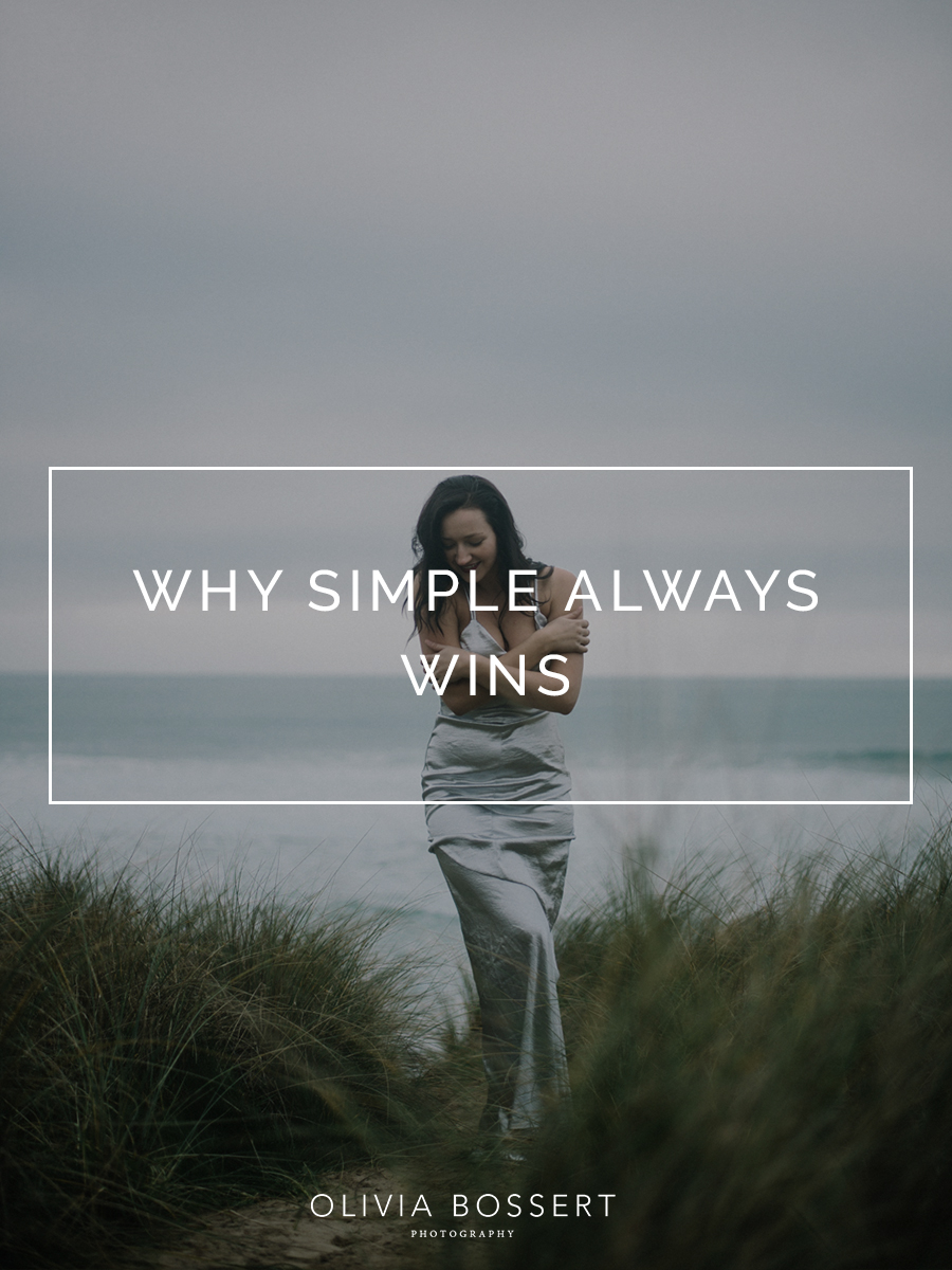 Why Simple Always Wins
