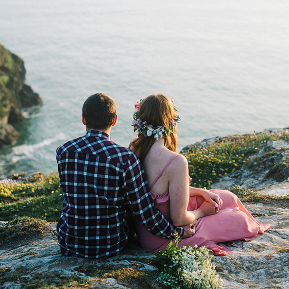 Engagement and Couple Shoots in Cornwall