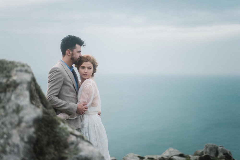 Olivia Bossert Wedding Photography // Cornwall Wedding Photographer