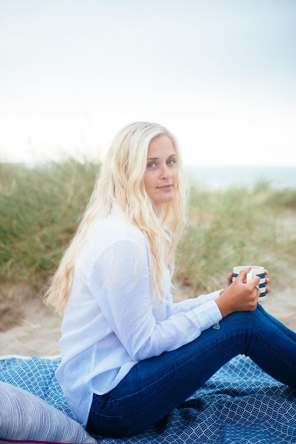 Joules Summer 2017 // Olivia Bossert Photography // www.oliviabossert.com // Cornwall, UK