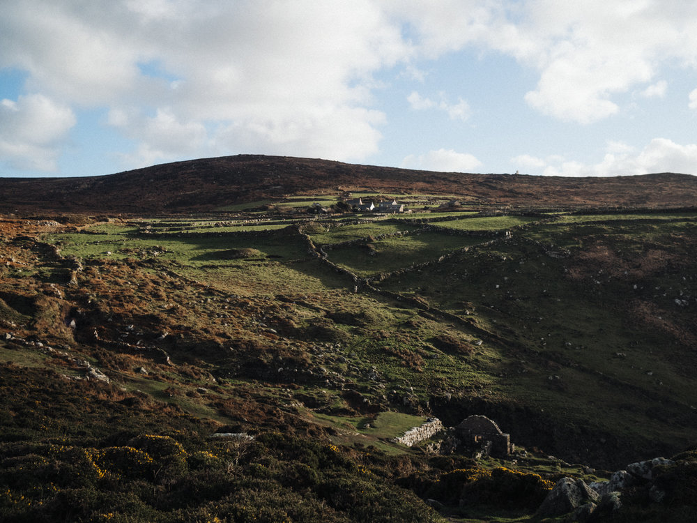 The Best Photoshoot Locations in Cornwall // Zennor // www.oliviabossert.com