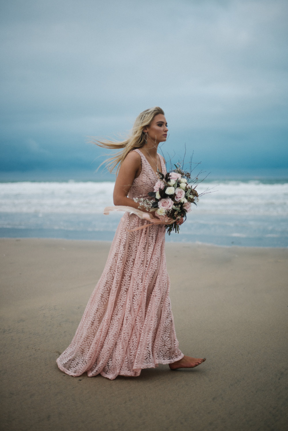 The Best Photoshoot Locations in Cornwall // Gwithian // www.oliviabossert.com