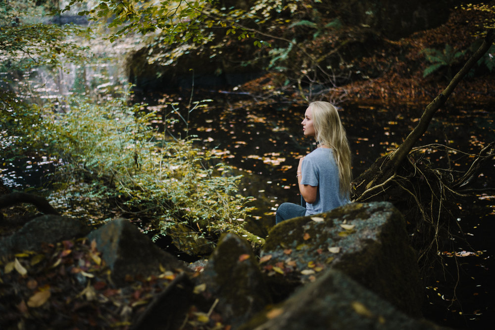 The Best Photoshoot Locations in Cornwall // Kennal Vale // www.oliviabossert.com