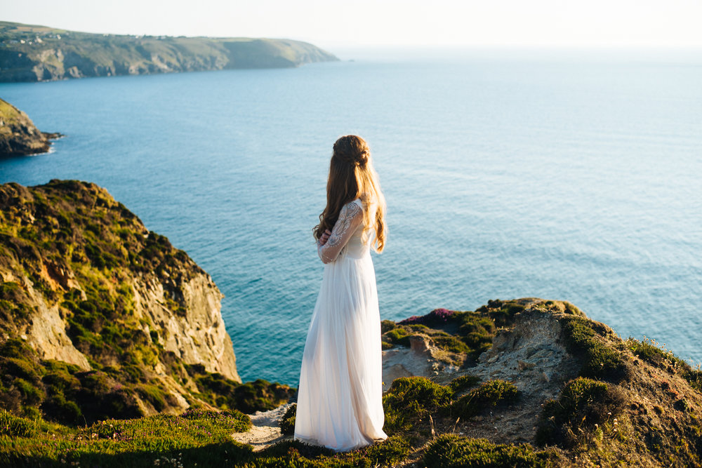 Lookbook Photography by Olivia Bossert Photography, photographer in Cornwall
