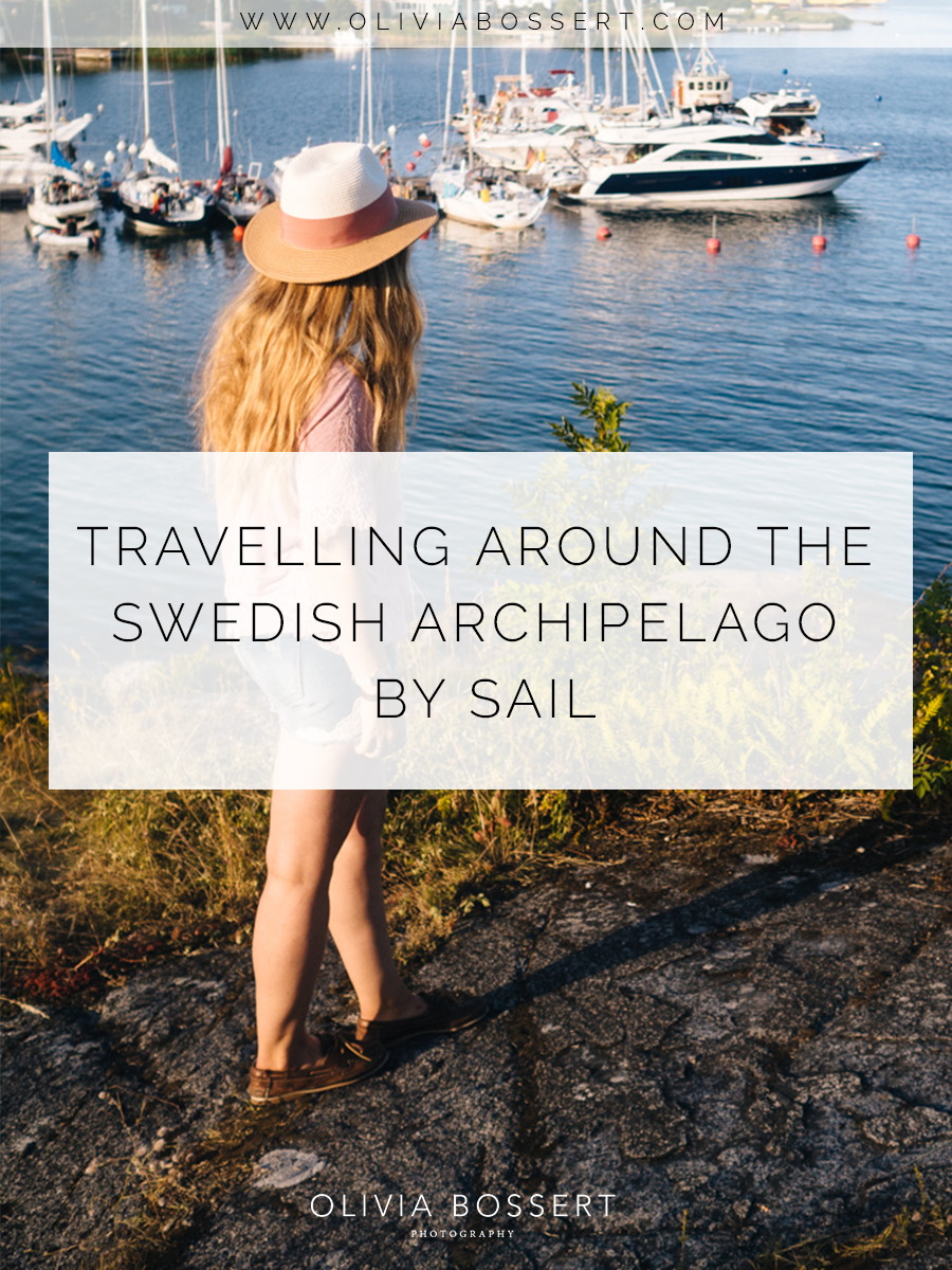 Travelling Around The Swedish Archipelago By Sail // Olivia Bossert Photography // travel, sweden, swedish archipelago, stockholm, islands, travel blog, sailing, european travel, how to travel in sweden