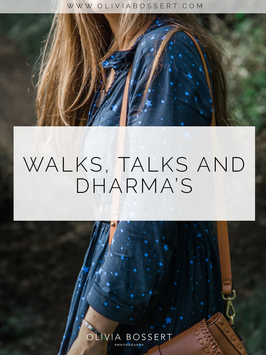 Walks, Talks and Dharma's // www.oliviabossert.com // A Lifestyle and Fashion Blog Post // cornwall, walking, friends, fashion blog, lifestyle blog, dharma, life purpose, book recommendation