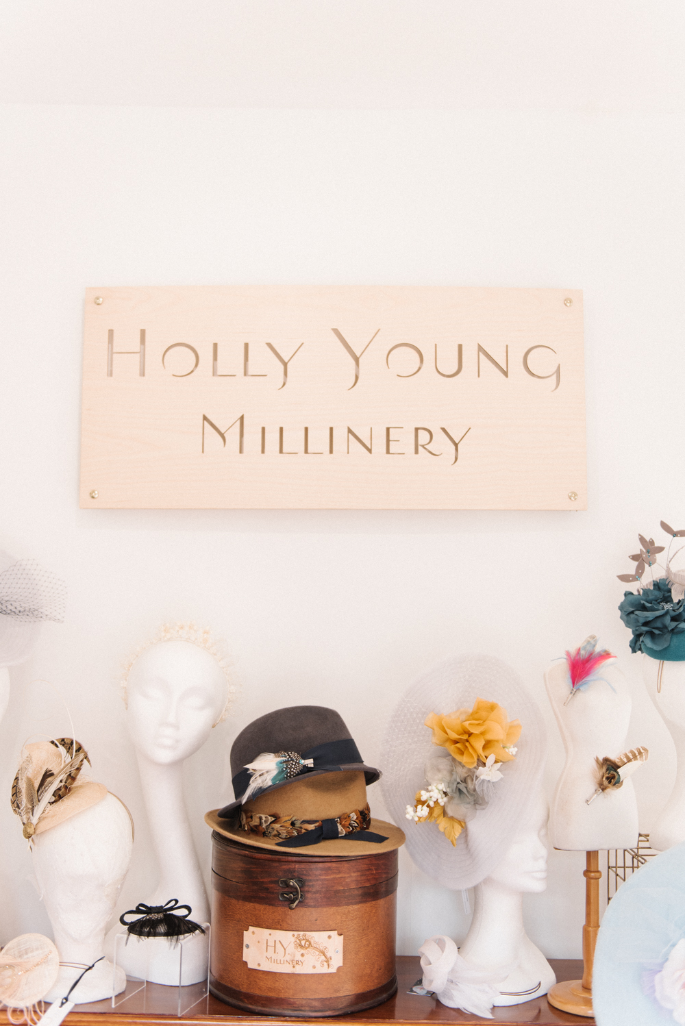 How To Feel Confident When Having Business Headshots Taken // www.oliviabossert.com // #business #businesstips #headshots #cornwall #cornwallphotographer #freelance #headshotphotography #feelingconfident holly young millinery