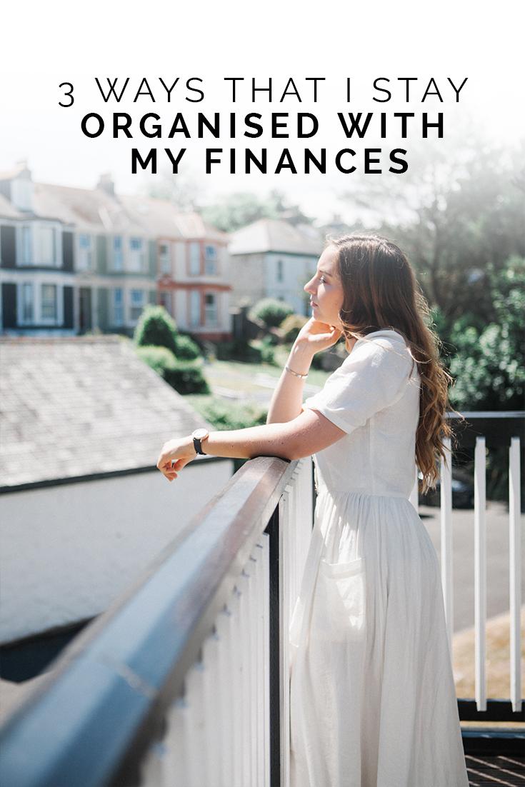 3 Ways That I Stay Organised With My Finances // www.oliviabossert.com // finance tips, money management, freelance money management, business tips, photography tips, photography business tips