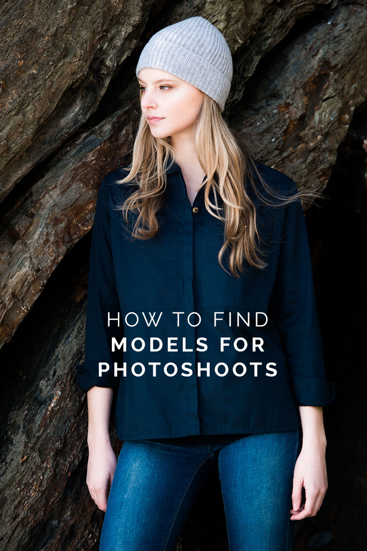 How To Find Models For Photoshoots // www.oliviabossert.com // find models for photoshoots, models, fashion photography, editorial photography, portrait photography, fashion photography tips