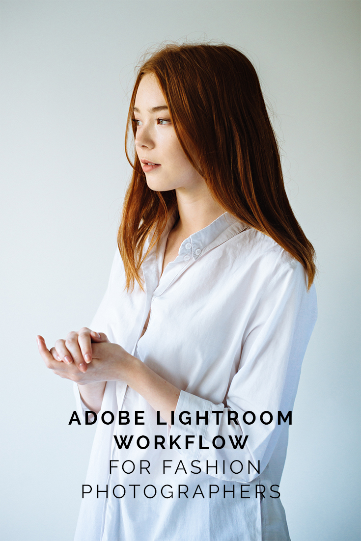 Adobe Lightroom Workflow for Fashion Photographers // www.oliviabossert.com // lightroom tutorial, adobe lightroom how to, how to export photos from lightroom, how to import photos to lightroom, how to cull photos after a photoshoot, how to select photos after a photoshoot, how to use adobe lightroom