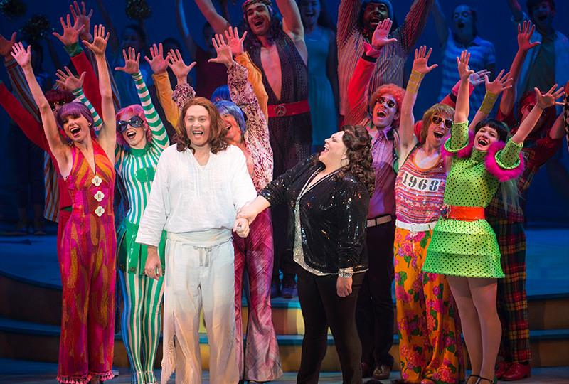Joseph and the Amazing Technicolor Dreamcoat (Ogunquit Playhouse)