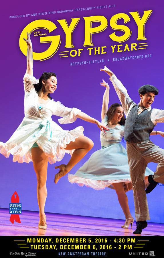 Gypsy of the Year 2016 Poster  Credit: BC/EFA