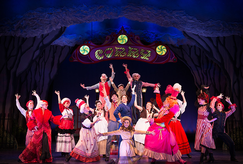 Mary Poppins (Ogunquit Playhouse)