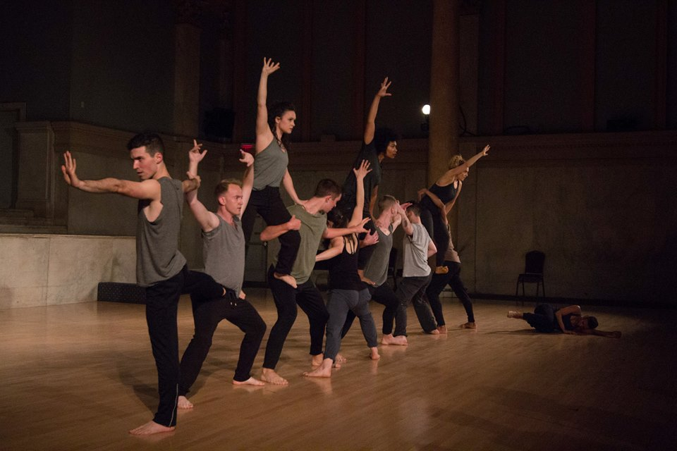 Broadway Dance Lab Gala Performance 2016  Credit: Daniel Robinson