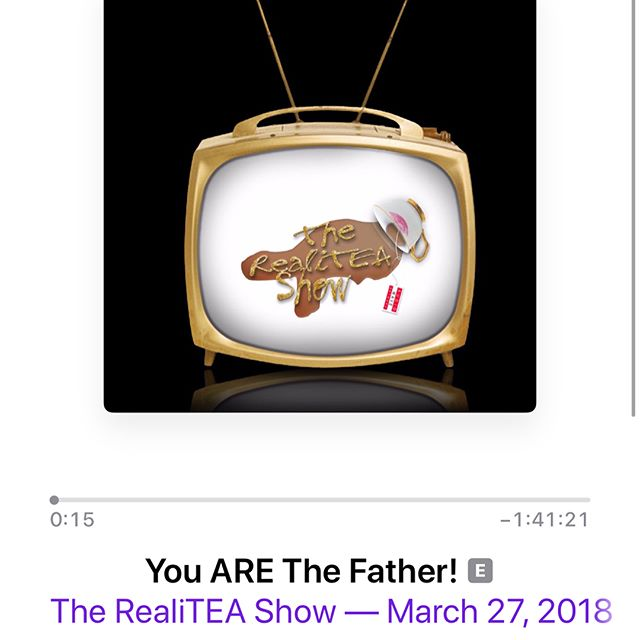 It's Tea Time ☕️ The latest episode of @therealiteashow is available now on SoundCloud & ITunes !!! 🌊🌊 #Listen #Comment #Subscribe #Rate #Podcast #PodsInColor  #AudioWaveNetwork #Realitea  #SoundCloud #ITunes #PodsInColor #Podcasts #Detroit #Listen #Rate #Review #LHHMIA #LHHATL #BFV #dopeblackpods #Married2Med #RHOA #BlackInKCrew