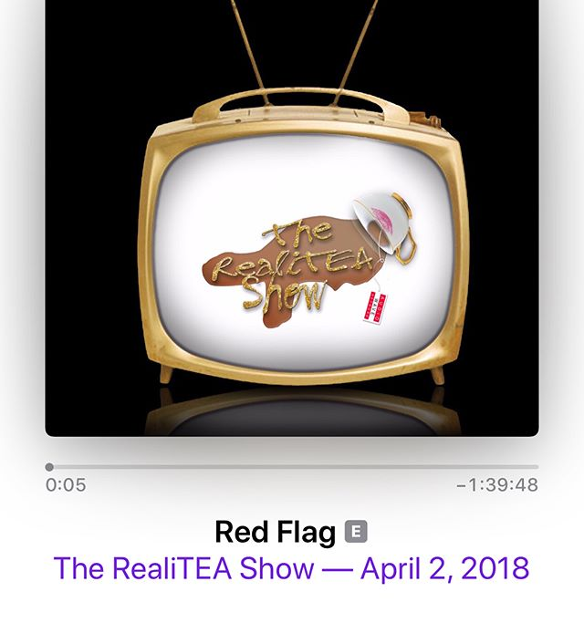 It's Tea Time ☕️ The latest episode of @therealiteashow is available now on SoundCloud & ITunes !!! 🌊🌊 #Listen #Comment #Subscribe #Rate #Podcast #PodsInColor  #AudioWaveNetwork #Realitea  #SoundCloud #ITunes #PodsInColor #Podcasts #Detroit #Listen #Rate #Review #TEYANAANDIMAN #LHHATL #BFV #dopeblackpods #Married2Med #RHOA #BlackInKCrew