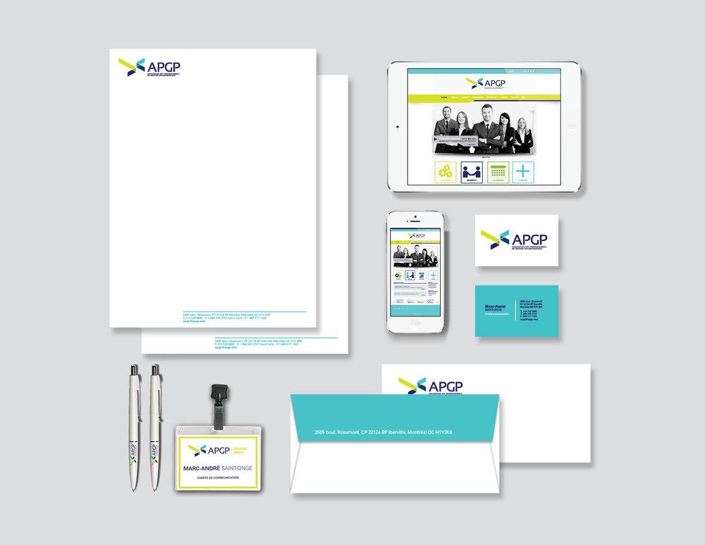 Pitch création d'image de marque New branding pitch