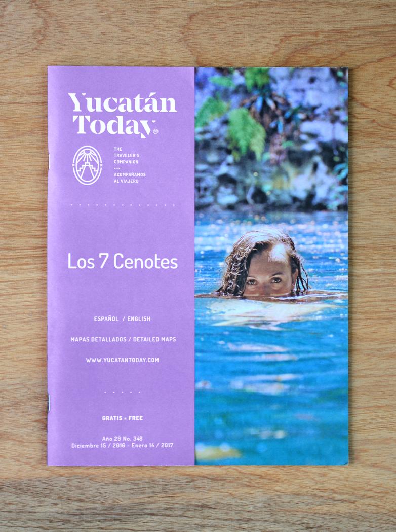 Yucatán Today _ Rebranding