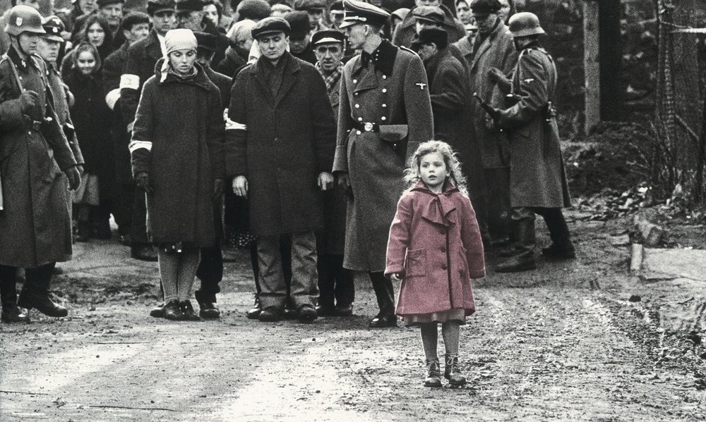 The repeated appearance of the girl in the red jacket serves as a chilling reminder throughout the film.