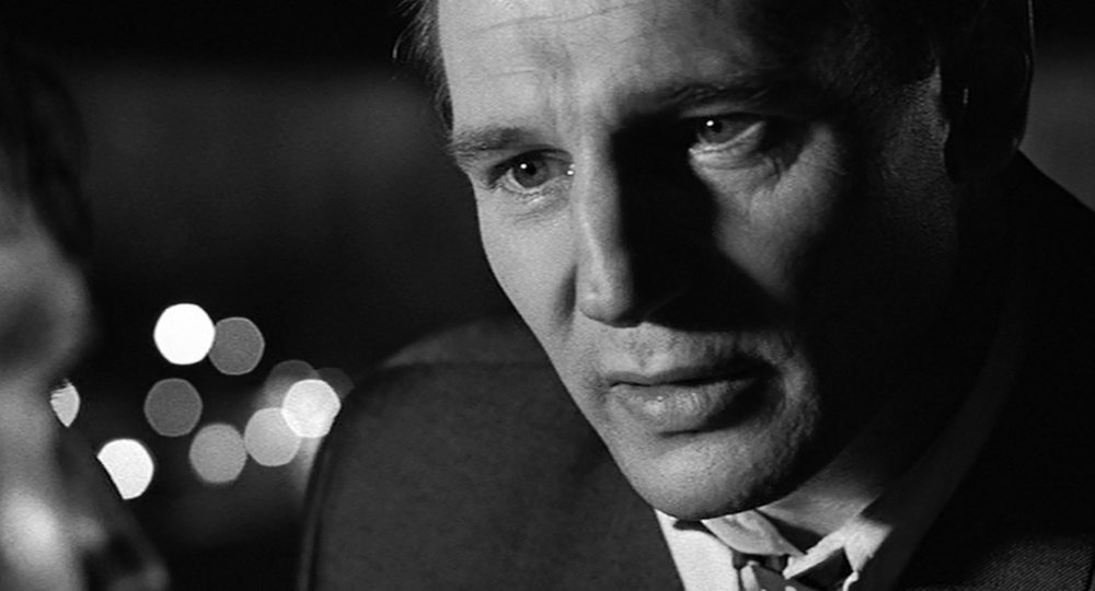 Liam Neeson's Oskar Schindler remains an often-impenetrable character.