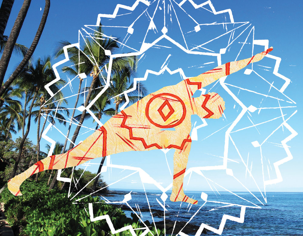Frank Snow Yoga and Mandala Art