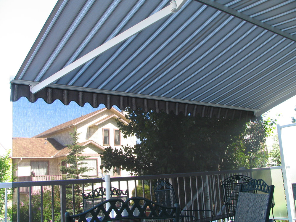 Patio awnings with screen 9