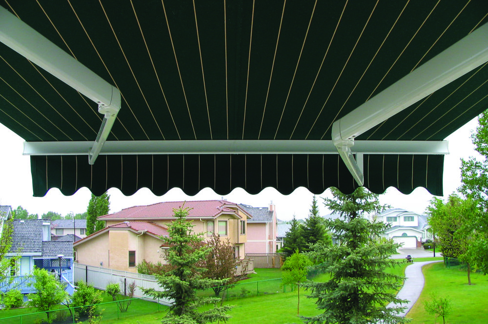 Patio awnings 3 crossover