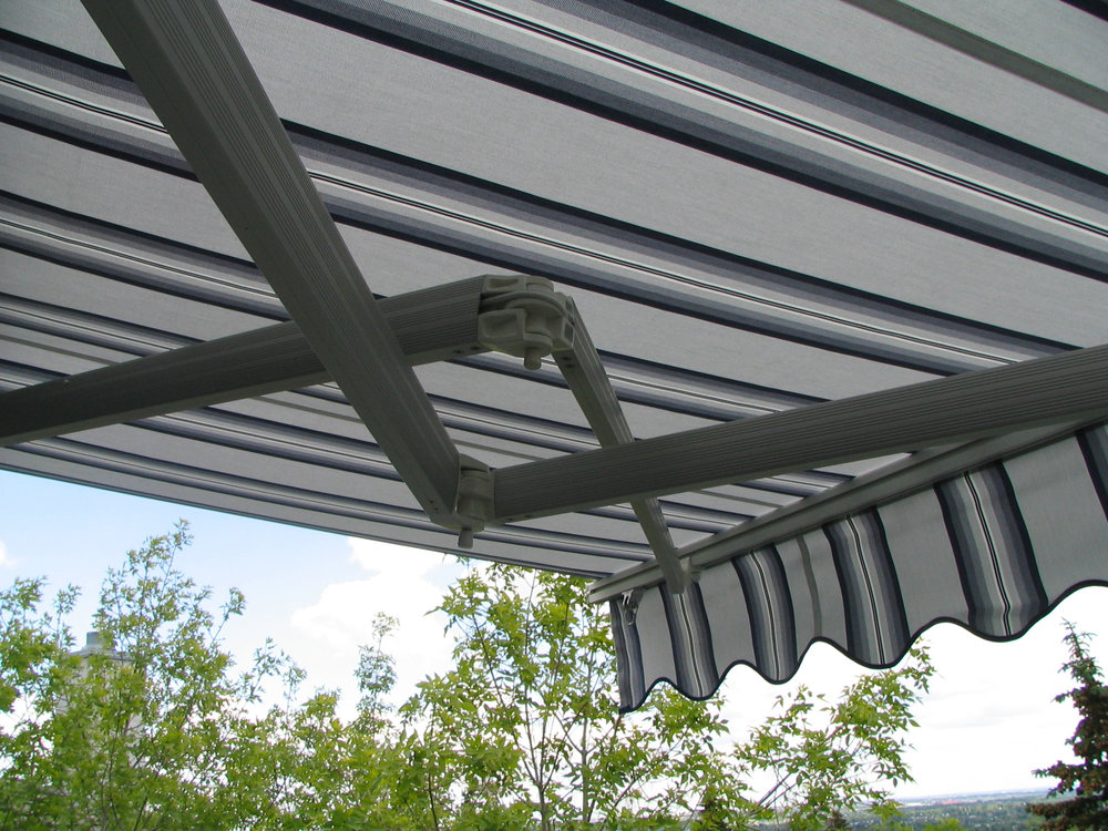 Patio awnings 5 crossover