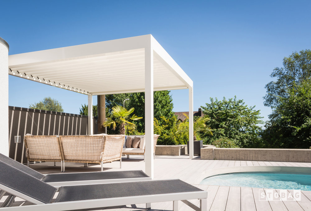 louvered roof calgary