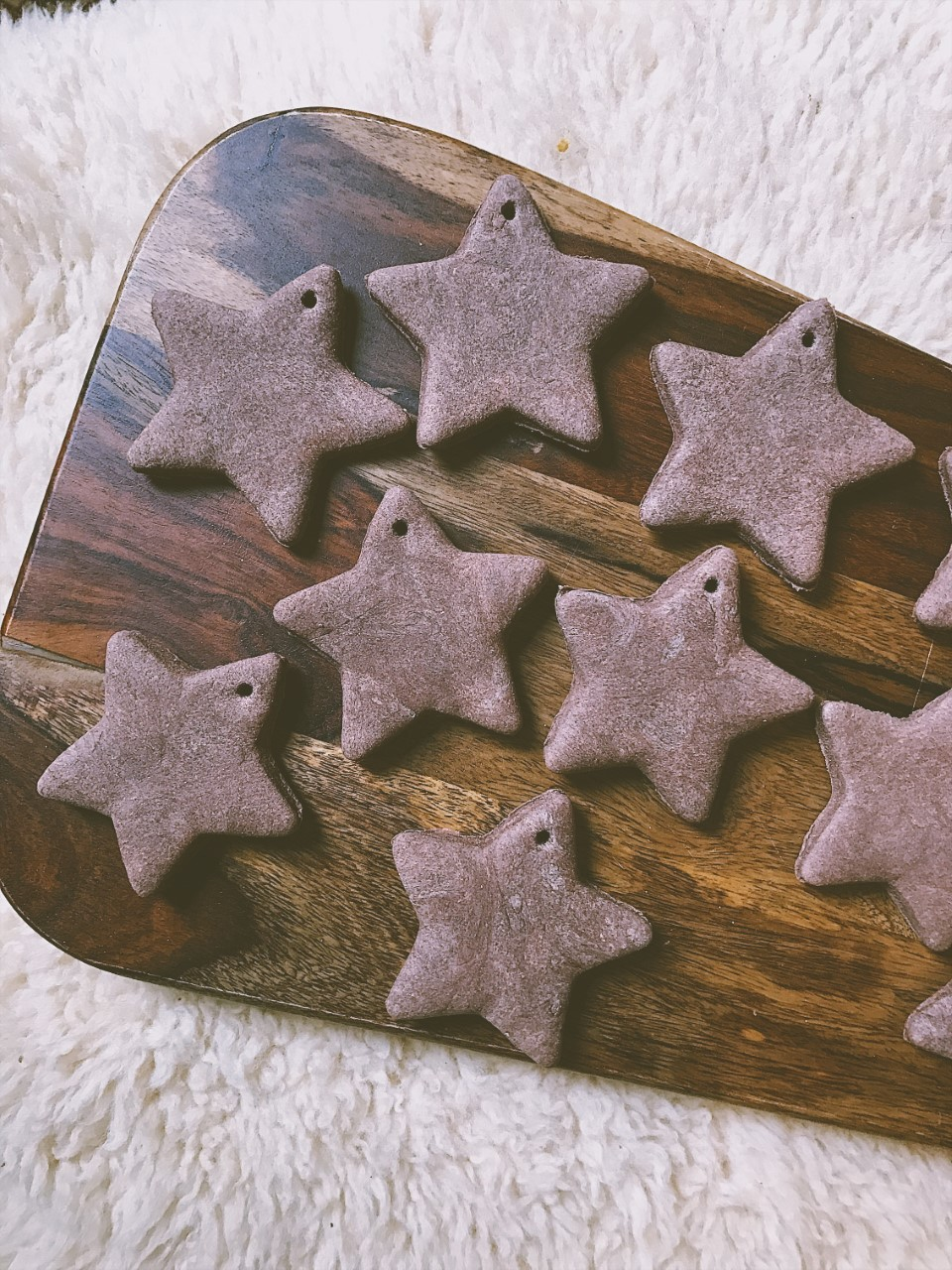 Cinnamon Star Holiday Ornament DIY