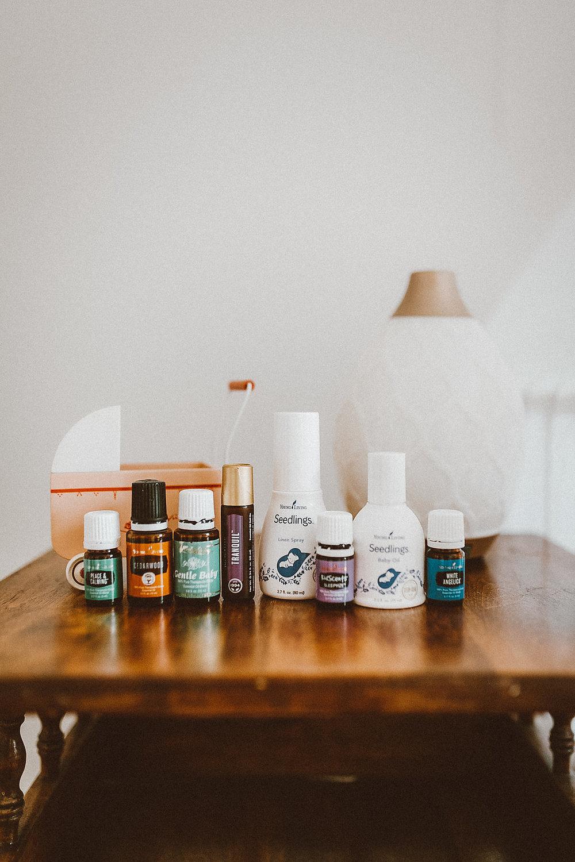 Oils for Littles