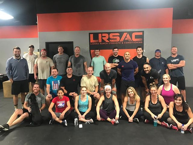 Full class tonight! Come join the fun!  #crossfit #functionalfitness #strength #conditioning #funforeveryone #training