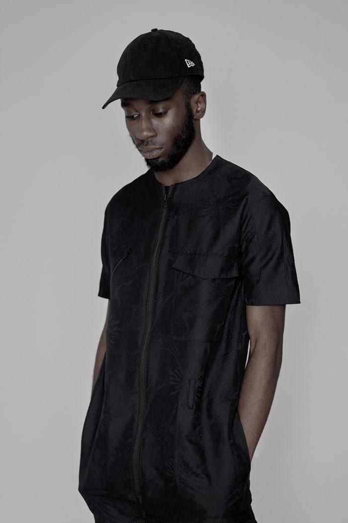Kojey Radical Photography: Amber Grace Dixon  Styling: Safiya Yekwai