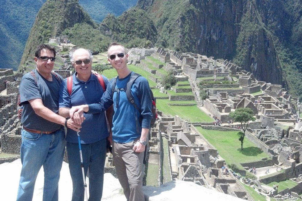 Machu Piccu:Expedition Lima, Peru
