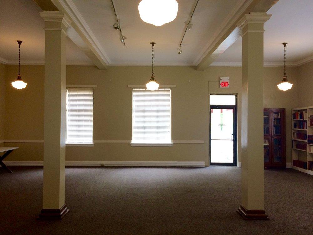 Pell Library Room