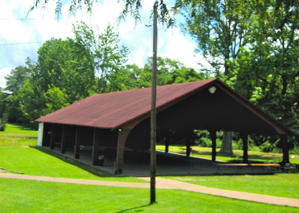 Charles K. Crump Pavilion