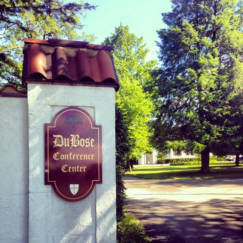 Entrance Gates to DuBose