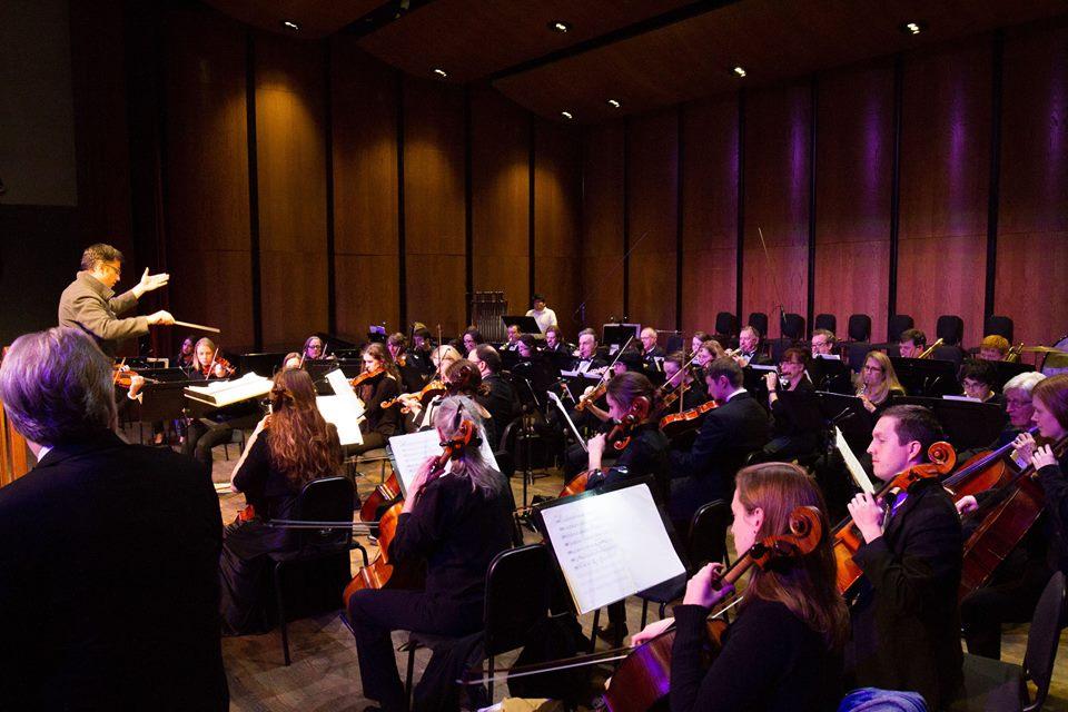 Sewanee symphony orchestra
