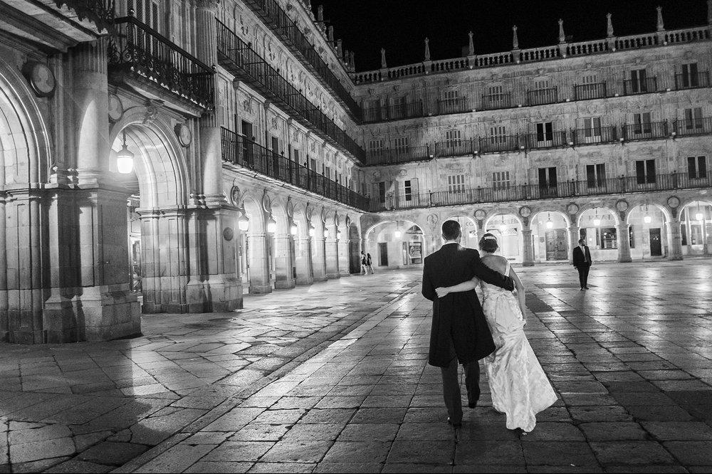 Boda en Salamanca