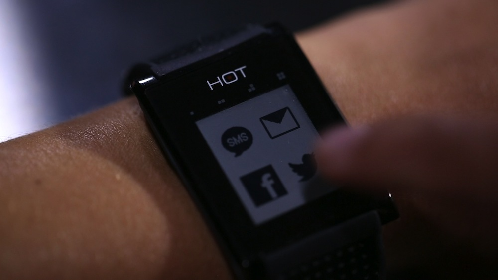 HOT Watch Kickstarter Promotion, 2013
