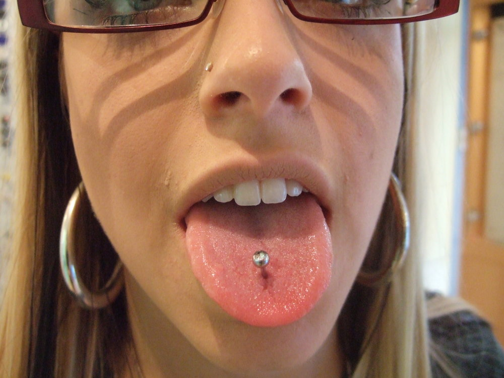 Tongue Piercings