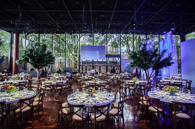 Comemorando os 100 anos de IBM no Brasil no Fasano! Super projeto! #ayrosadesign