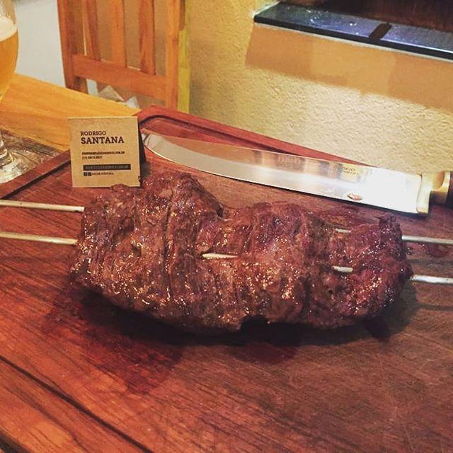 Quando nossos clientes roubam a cena e nossas carnes são a estrela do show!!! Valeu @henrique.matsuo @cazabarebrasa #cazabarebrasa #feedbrasil #churrasco #costela #churrascoemcasa #grill #melhorescortes #carnesnobres #carnesgourmet #fraldinha