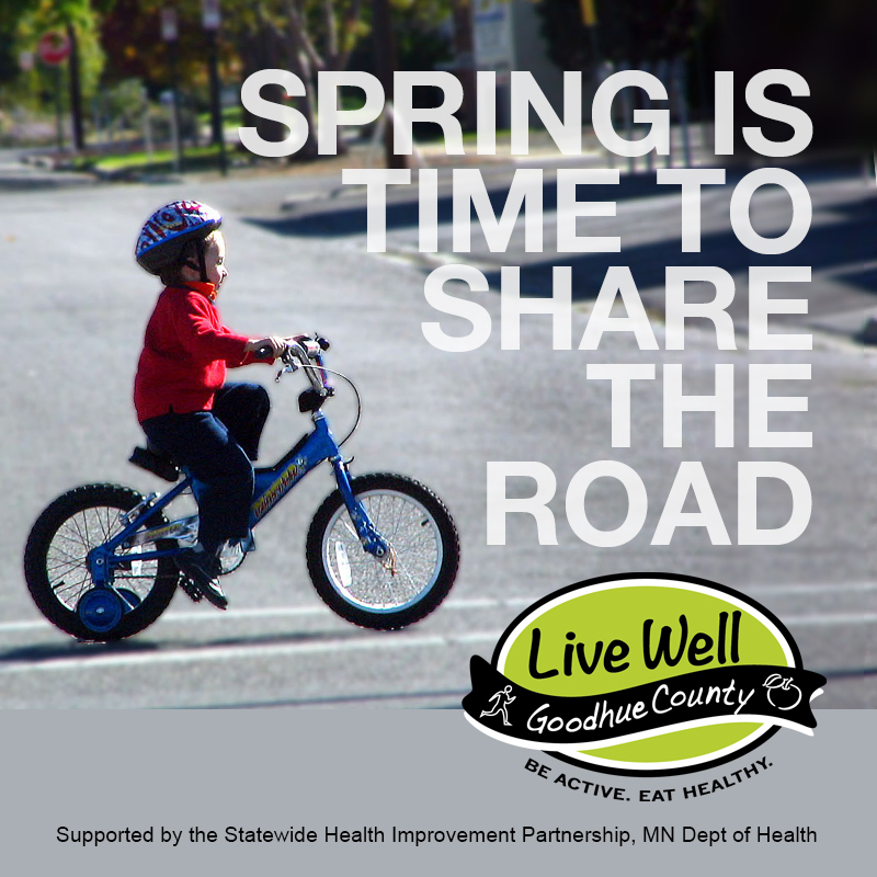 It's spring believe it or not, and walking and biking to school begins! - Test their route and follow these tips to ensure safe trips.READ MORE