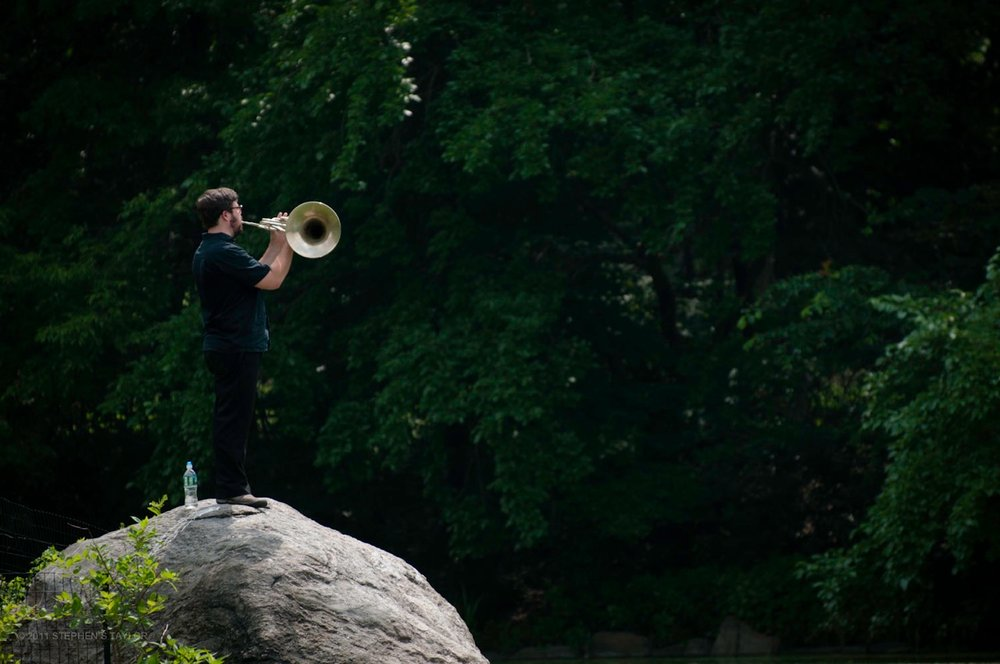 TILT Brass @ Central Park