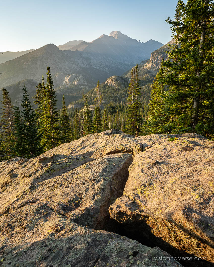 Longs Peak, Rocky Mountain National Park