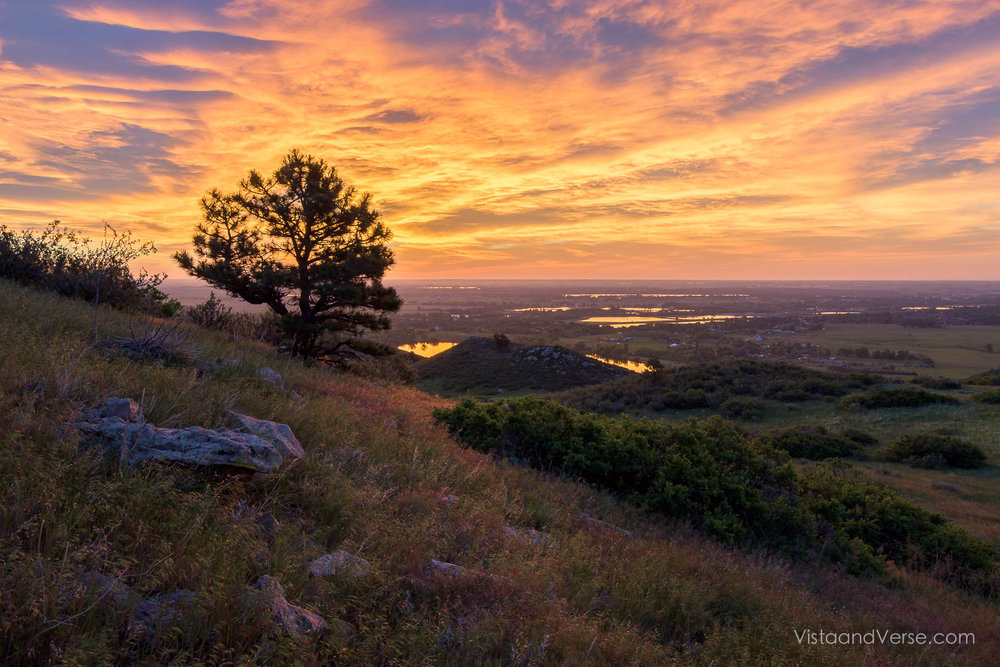 Reservoir Ridge, Fort Collins, CO