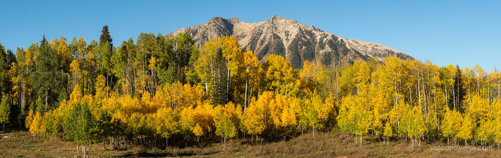 East Beckwith Mountain, Colorado
