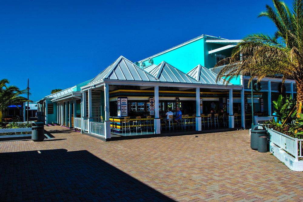 The Corner Bar - Port Lucaya Marketplace